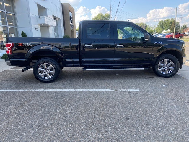 Ford F-150 2019 Front right profile