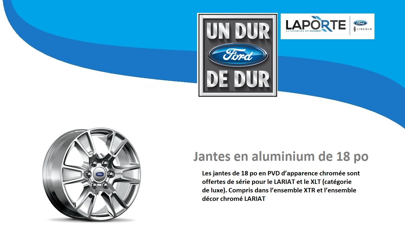 Ford F-150 2019 Wheels/tires