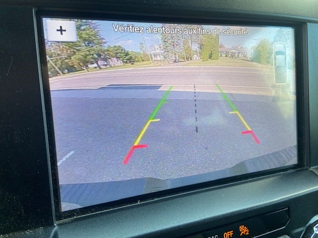 Ford F-150 2019 Back up camera view