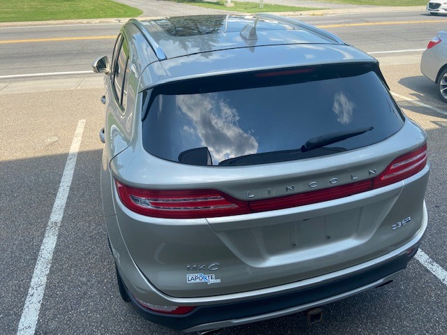Lincoln MKC 2015 Wheels/tires