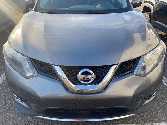 Nissan Rogue 2014 Front