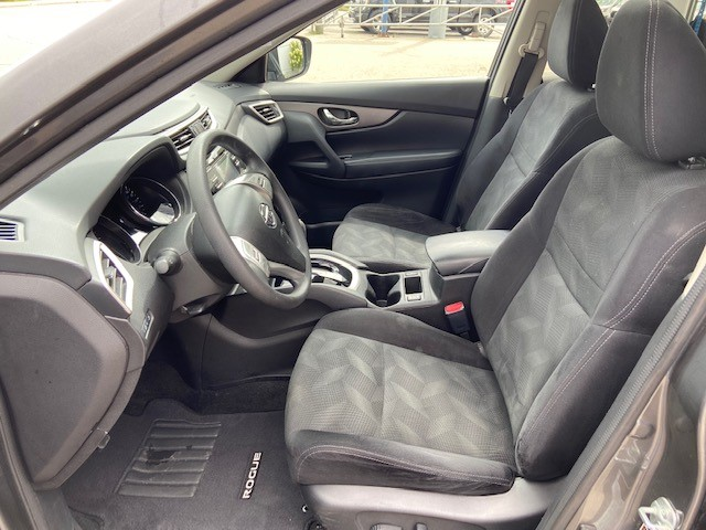 Nissan Rogue 2014 Driver seat