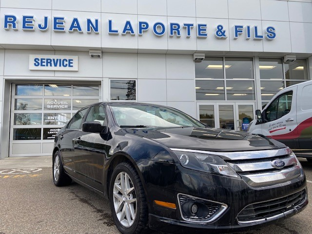 Ford Fusion SEL FWD 2012